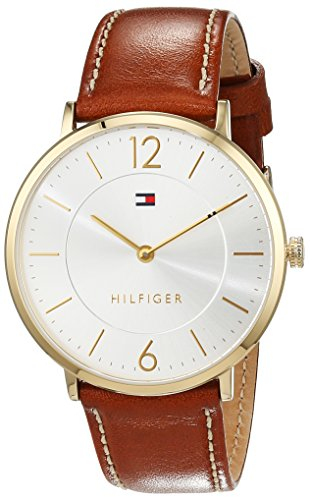 Tommy Hilfiger Sophisticated Sport Analog Quarz Leder 1710353