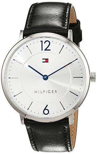 Tommy Hilfiger Sophisticated Sport Analog Quarz Leder 1710351