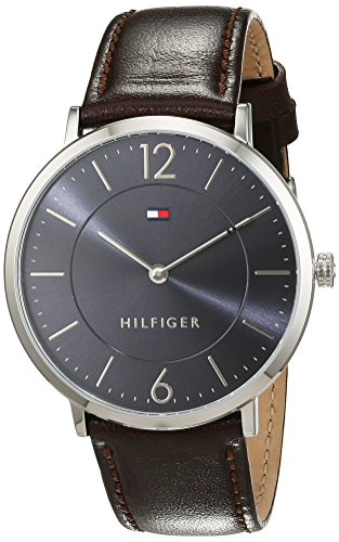 Tommy Hilfiger Sophisticated Sport Analog Quarz Leder 1710352