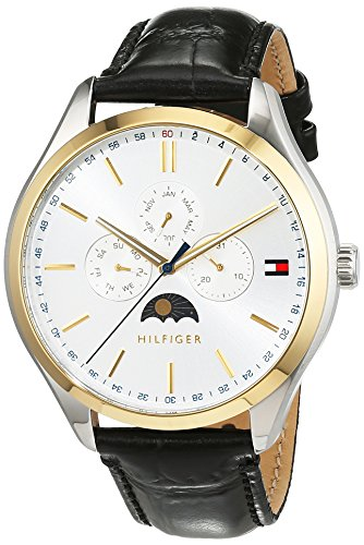 Tommy Hilfiger Sport Luxury Analog Quarz Leather1791305