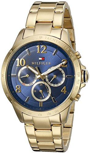 Tommy Hilfiger Damen Dani Multifunction Analog Dress Quartz Reloj 1781643