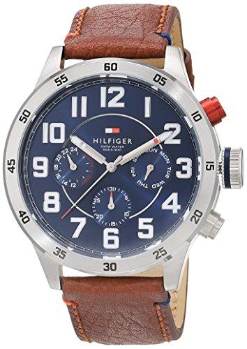 Tommy Hilfiger Watches Analog Quarz Leder 1791066