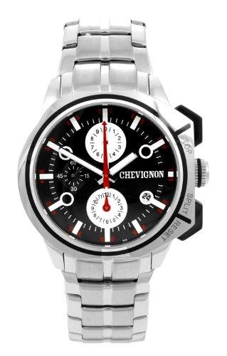 Chevignon Herren Armbanduhr Analog Quarz Edelstahl 92 0054 503