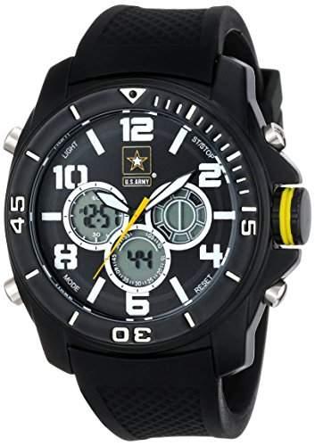 Wrist Armor Armbanduhr - Herren Military United States Army C24 Analog & Digital Chronograph