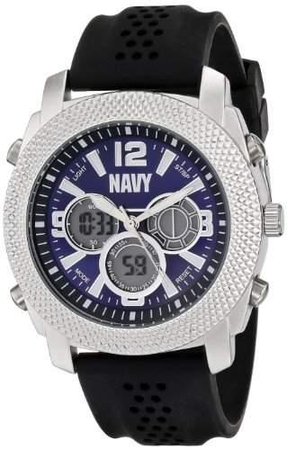 Wrist Armor Armbanduhr - Herren Military United States Navy C21 Analog & Digital Chronograph