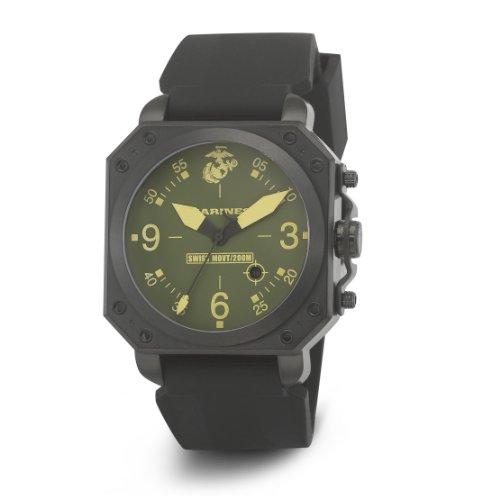 USMC United States Marine Corps Militaer Armbanduhr WA015401A
