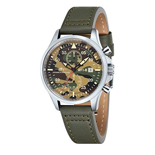 AVI 8 AV 4013 03 Herren armbanduhr