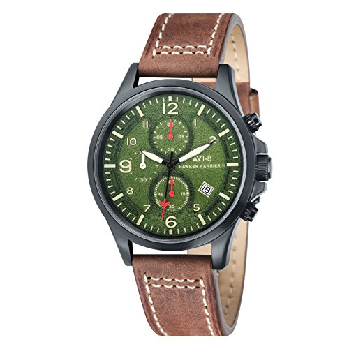 AVI 8 Hawker Harrier II Chronograph Quarz AV 4001 04