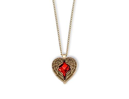 Enez XXL Damen Kette Halskette Blogger Necklace Choker Collier Retro 70cm R524b