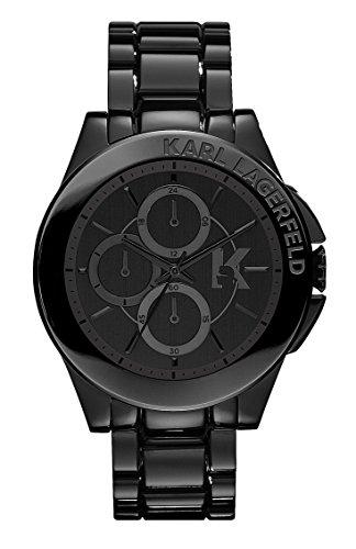 Karl Lagerfeld Herren Uhren KL1401