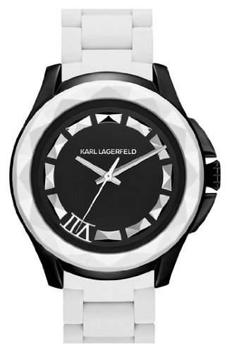 Karl Lagerfeld Damen-Armbanduhr Analog Quarz verschiedene Materialien KL1015