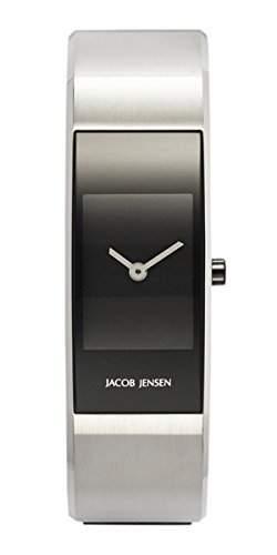 Jacob Jensen Damen-Armbanduhr Analog Quarz Edelstahl 32441