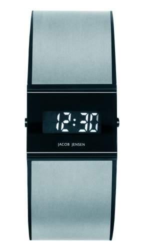 Jacob Jensen Watches Herrenarmbanduhr Digital Series 532