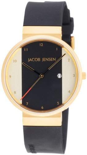 Jacob Jensen Watches Herrenarmbanduhr New Series 734