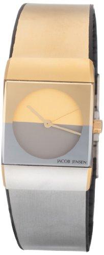Jacob Jensen Damenarmbanduhr Classic Serie 523
