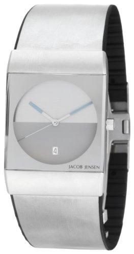 Jacob Jensen Watches Herrenarmbanduhr Classic Series 512