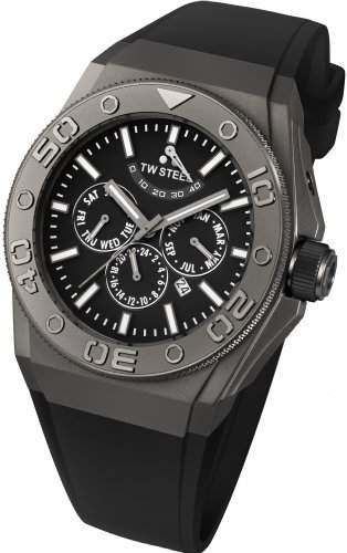 TW Steel CEO Automatic TWCE5001 Sportliche Herrenuhr XXL Uhr