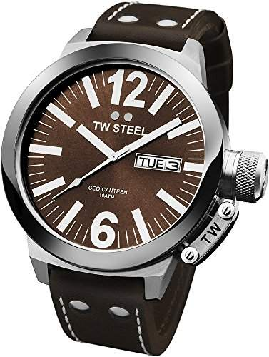 TW-Steel Armbanduhr CEO Canteen TWCE1009