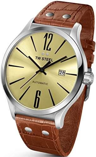 Armbanduhr Unisex TW STEEL -SLIM LINE 45mm- TW-1311