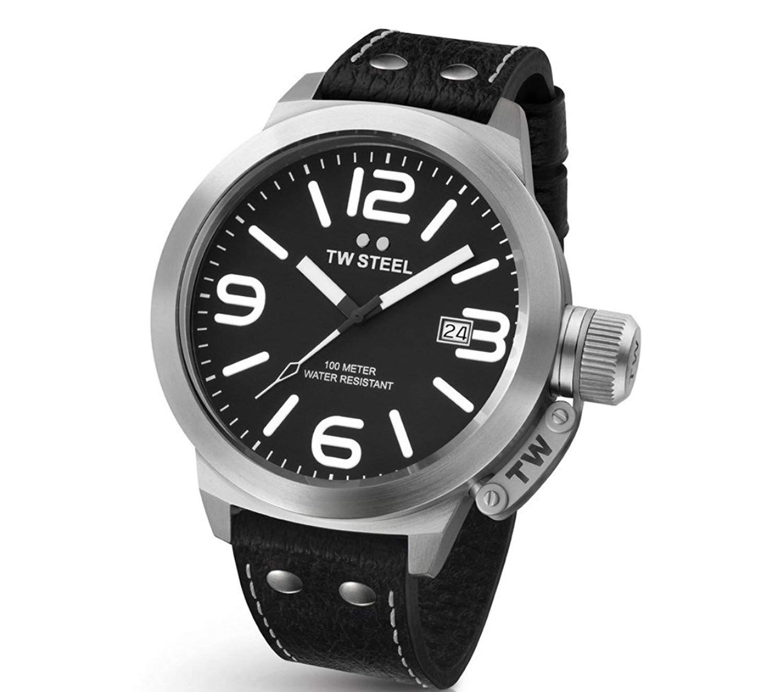 TW-STEEL Armbanduhr Canteen Style TW-22-N
