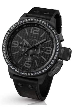 TW-913, TW Steel Chronograph, Cool Black