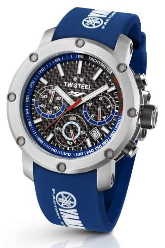 Armbanduhr Unisex TW STEEL -TECH Yamaha Factory Racing Edition- TW-924