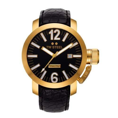 TW-STEEL Armbanduhr Automatik TWA-100
