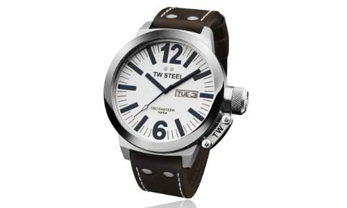TW-Steel Armbanduhr CEO Canteen TWCE1005