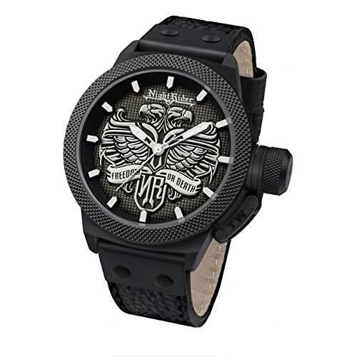Armbanduhr Unisex TW STEEL -Night Rider Special Edition- TW-NR6