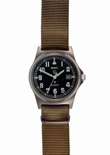MWC Armbanduhr Textil G10LM DES