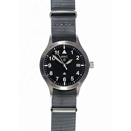 MWC MK III Automatic 100 m Military Herren Uhr