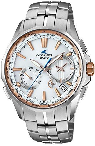 CASIO watch OCEANUS Manta world six stations corresponding Solar radio OCW S3400E 7AJF