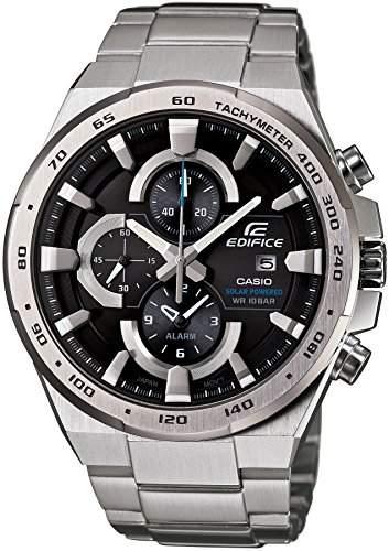 Casio eindrucksvolles Gebaeude EFR-541SBD-1AJF Mens Armbanduhr