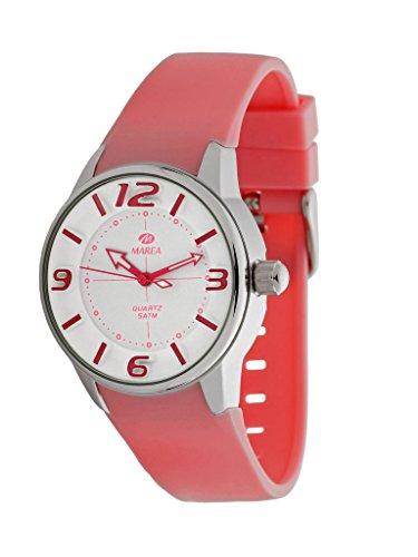 Armbanduhr Marea Analog pink Damen B35198 6
