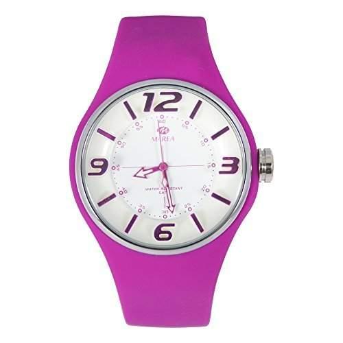 Marea Damenuhr mit Silikon Armband B352164