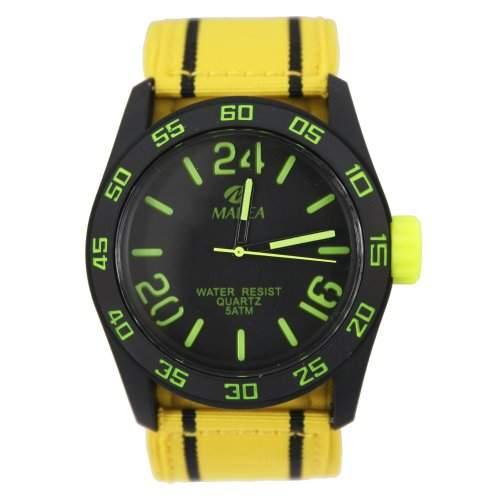 Marea Unisex Uhr mit Neopreno - Nylon Armband B3522267