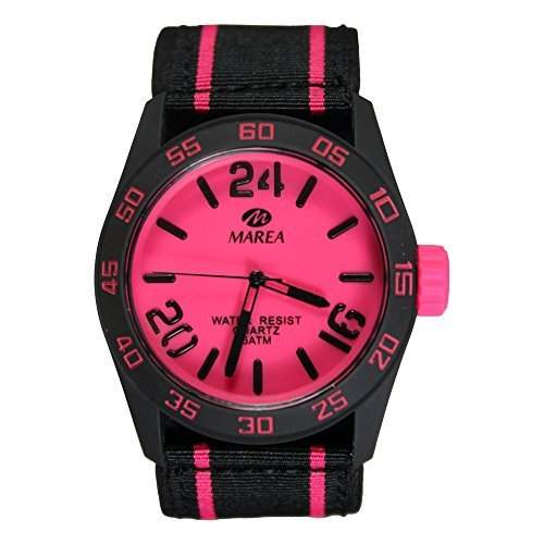 Marea Unisex Uhr mit Neopreno - Nylon Armband B3522269
