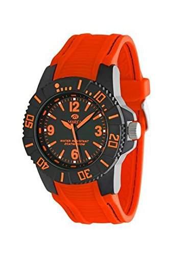 Marea Herren Uhr mit Silikon Armband B3523210