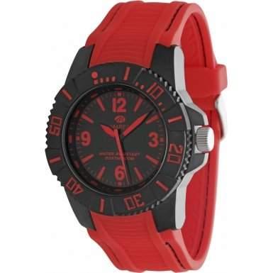 Marea Herren Uhr mit Silikon Armband B352324