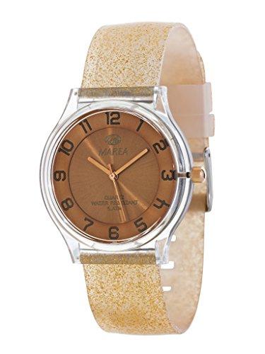 Uhr Flut Frau b35519 12 Rosado transparent