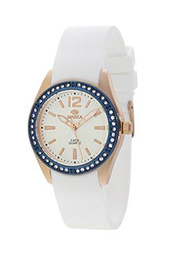 Uhr Flut Frau b42164 7 Box IP Rose mit Zirkonia
