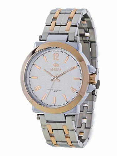 Uhr Flut Mann b54082 3 Stahl bicolor