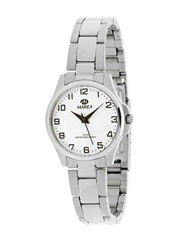 Uhr Flut Stahl Frau Klassik Ref B36100 2