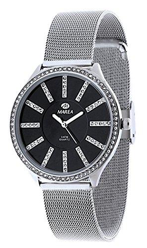 Marea Uhr Analoge Damen Armbanduhr Modell Retro B21148 2