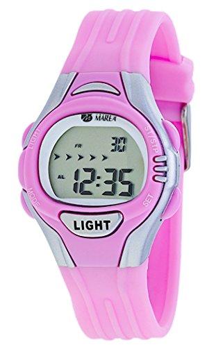 Marea Uhr Digitale Kinderuhr Modell Boys Girls B35263 3 mit Licht