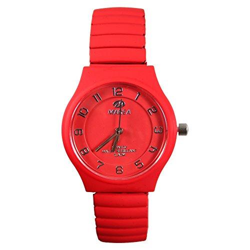 Marea Unisex Uhr mit Kunststoff Armband B35244 10