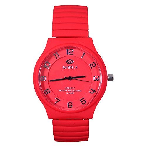 Marea Unisex Uhr mit Kunststoff Armband B35245 8
