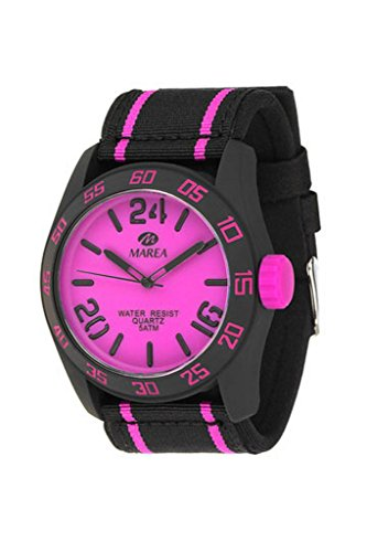 Marea Unisex Uhr mit Neopreno Nylon Armband B35222 70