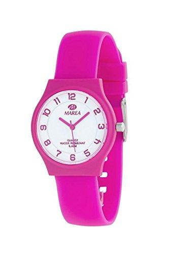 RELOJ MAREA Unisex b35518 19 Pink und Weiss