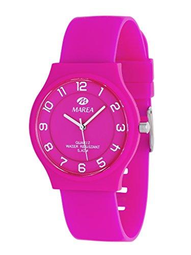 RELOJ MAREA Unisex b35519 3 Zifferblatt 40 mm pink